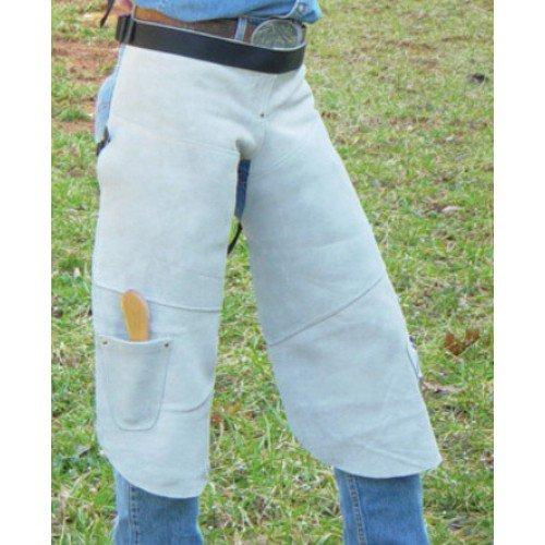 NC Double Knee Leather Apron Reg.