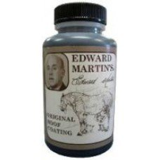 EDWARD MARTIN EQUINE HOOF COATING  BLACK