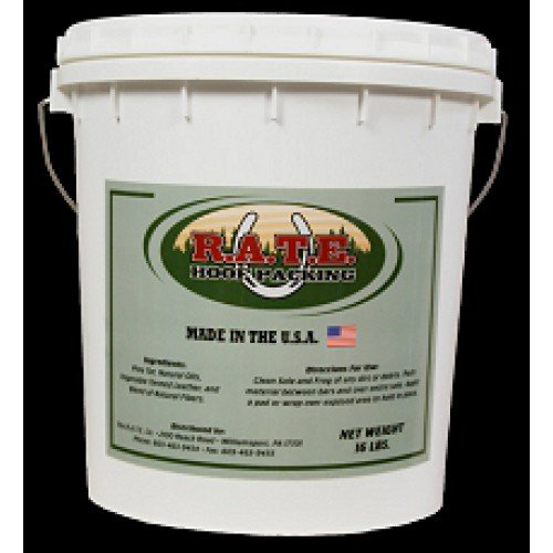RATE HOOF PACKING  16LB BUCKET