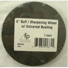 "6"" Buff / Sharpening Wheel"