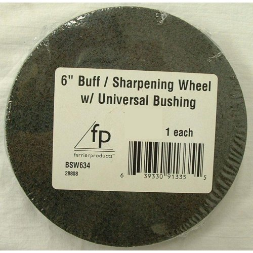 "6"" BUFF / SHARPENING WHEEL"