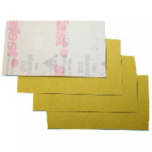 BLUELINE SANDING BLOCK SHEETS 6O GRIT