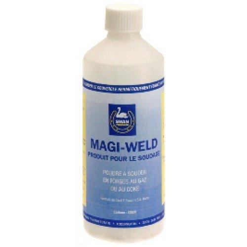 SWAN MAGI-WELD WELDING COMPOUND  400 ml BOTTLE