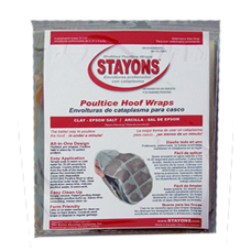 Stayons Hoof Wrap Clay/Epsom