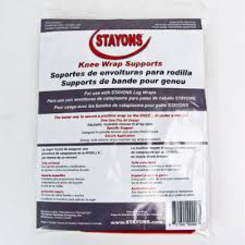 Stayons Knee Wrap Support Cloth/Velcro