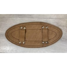 Pro Apron Leather Back Support