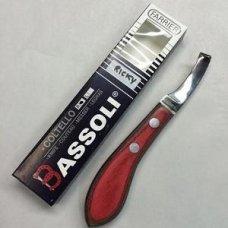 Bassoli RICKY Straight Left Hand Knife