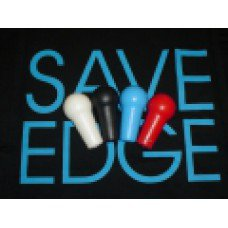 Save Edge Rasp Handle Red