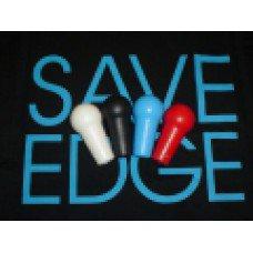 Save Edge Rasp Handles Black