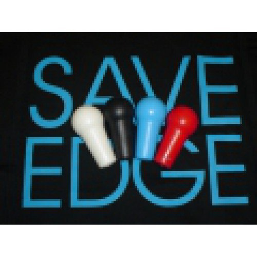 SAVE EDGE RASP HANDLES (multicolours )