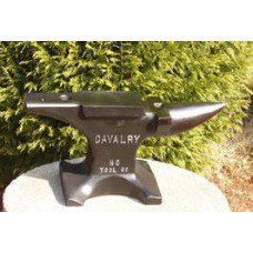 NC Tool 112 lb Cavalry Anvil w/Turning Cams