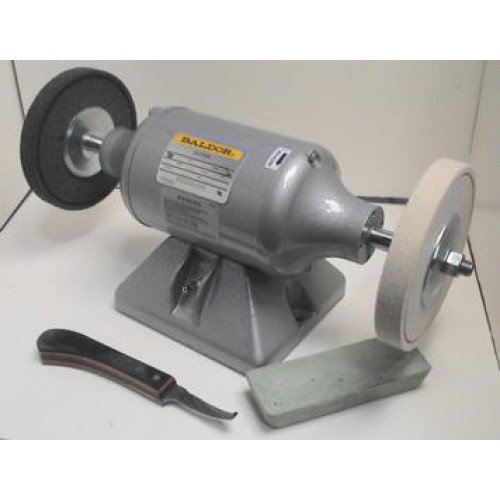 Baldor 1/4HP Buffer-No Attachments