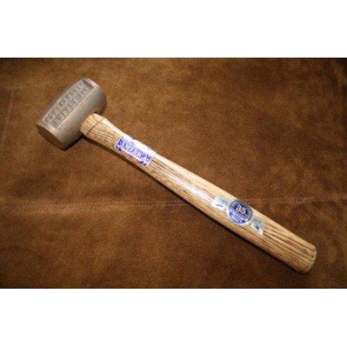 Cliff Carroll 3lb Brass Hammer
