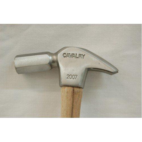 NC Cavalry 12 oz Driving Hammer