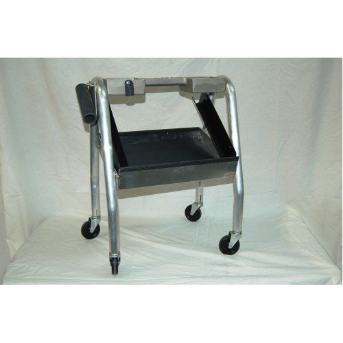 NC Tall Shoeing Box 2 shelf